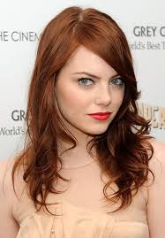 haircuts for heart shaped faces with curly hair redheads the best haircut for your shape face