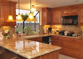 kitchen paint colors with honey oak cabinets outofhome