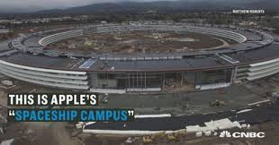 New Apple Headquarters Take A Look At Apple U0027s New Headquarters