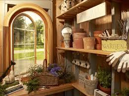 Garden Shed Decor Ideas Shed Decor Decorating And Furnishing Ideas U003e Portable Buildings