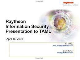 raytheon and nga transformation