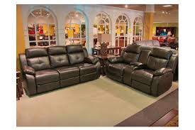 Brown Leather Sofa And Loveseat Reclining Leather Sofa And Loveseat Set Recler Homelegance Cranley