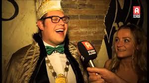 carnaval prins nieuwe prins carnaval boskoop prins groentje youtube