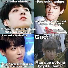 Meme Komik Kpop - memes kpop indo memes pics 2018