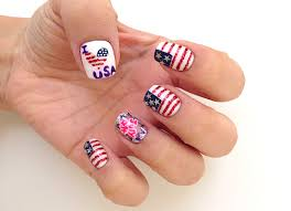18 best 4th of july nail art designs polish shades wraps