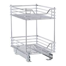 cabinet slide out wire baskets types of baskets to organise