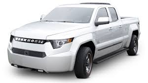 electric pickup truck electric power
