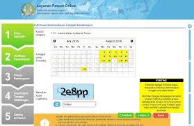 membuat prosedur paspor prosedur pembuatan paspor online lengkap di kanim kelas 1 jakarta