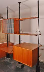 Vintage Room Divider Vintage Roomdivider Cadovius 60 S Denemarken Teak Fineer Vintage