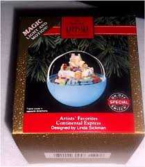 hallmark 1992 continental express magic light motion