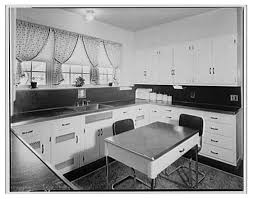 efficiency kitchen design lillian gilbreth s kitchen practical how it reinvented the modern
