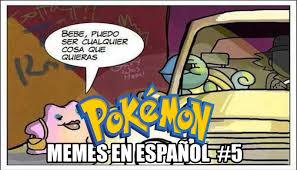 Memes De Pokemon En Espaã Ol - pokemon memes en espa祓ol 5 youtube