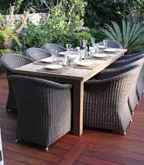 Round Patio Furniture Set extraordinary wicker round patio furniture set of venice outdoor