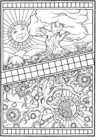 detailed space coloring pages coloring space usedfreak88