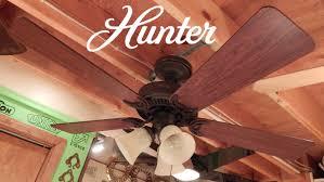 hunter summer breeze light kit hunter southern breeze ceiling fan youtube