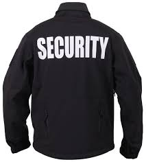 men s black special ops soft shell security tactical jacket