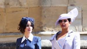 is michelle grace harry african american priyanka chopra praises harry and meghan s wedding of change and