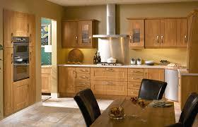 oak kitchen ideas new shaker oak kitchen cabinets taste