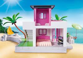 luxury beach house 5636 playmobil usa