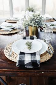 modern farmhouse thanksgiving tablescape dress cori