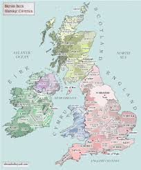 Dove Migration Map Maps Of Britain And Ireland U0027s Ancient Tribes Kingdoms And Dna