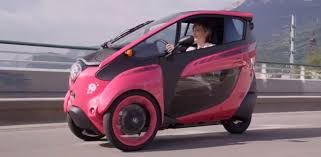 toyota mini cars toyota s transit idea is like a bikeshare for tiny electric