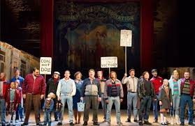 billy elliot musical to donate final show takings to miners