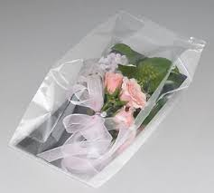 floral supplies u choose qty corsage bags 13x5x3 poly cello packaging florist