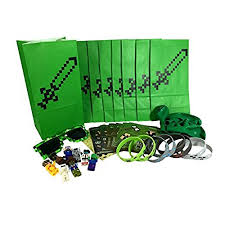 minecraft goody bags minecraft party supplies