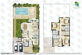 villa floor plans bedroom 89 painless 3 bedroom villa floor plans picture design