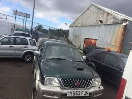 mitsubishi l200 spares or repairs in southside glasgow gumtree