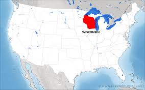 Map Wisconsin Dells by Wisconsin On The Map Wisconsin Map