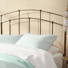 Rod Iron Headboard Metal Headboards You Ll Wayfair