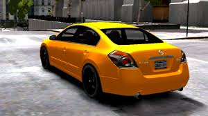 nissan cars altima nissan altima 3 5se 155 new cars vehicles in gta iv enb