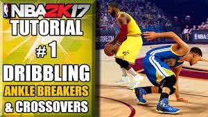 Hit The Floor Killer Crossover - nba 2k17 ultimate dribbling tutorial how to do ankle breakers