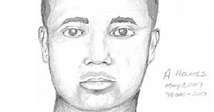 sketch released of man police say sexually assaulted woman in her