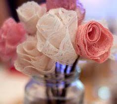 diy non flower weddings centerpiece 34 creative non floral