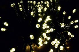 Christmas Light Balls For Trees by Amazon Com Outdoor Solar String Lights By Firstlights