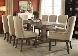 landon 9 pcs dining table u0026 chair set 60737