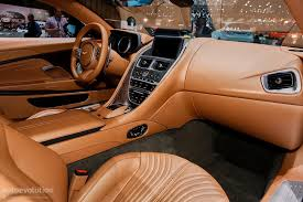 aston martin vanquish interior 2017 aston martin db11 demonstrates the definition of evolution in