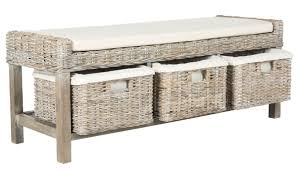 furniture patio furniture cushions white wicker bench images on