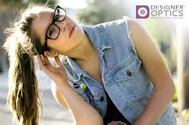 get your teens in colorful designer frames from marc by marc