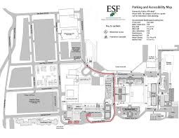 Syracuse University Map Suny Esf Office Of Financial Aid And Scholarships