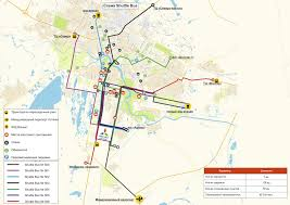 Expo Line Map Expo 2017 Astana Expo Map