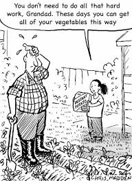 allotment cartoons and comics funny pictures from cartoonstock