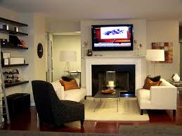 small living room ideas with fireplace living room furniture arrangement with lcd tv and fireplace small