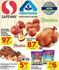 albertsons weekly ad flyer circular