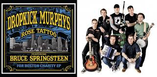 bruce springsteen and the dropkick murphys collaborate on a boston