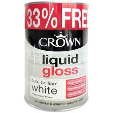 dulux high gloss colours paint 750ml gloss topline ie