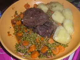 cuisiner de la joue de boeuf recette joue de boeuf aux légumes du printemps recette joue de